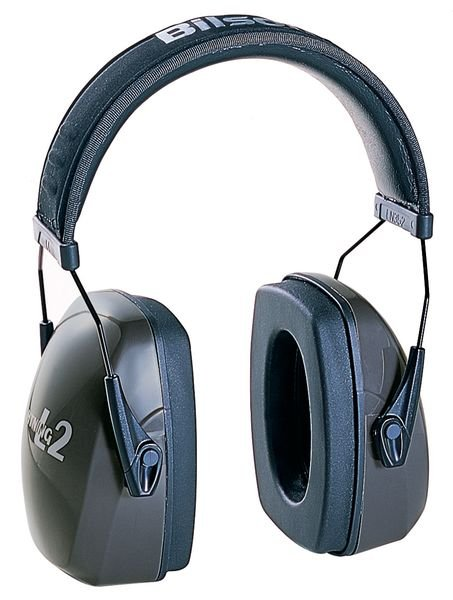 Casque anti-bruit 31 dB, avec arceau en mousse grand confort