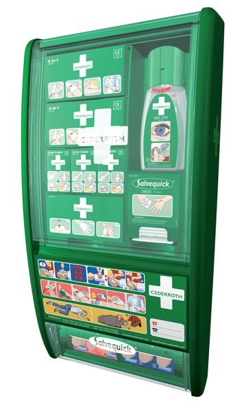Station de premiers secours