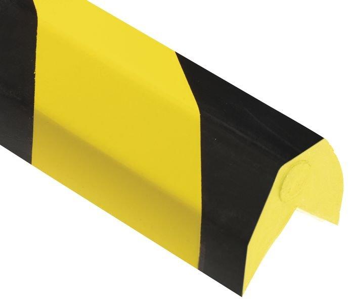 Cornière de protection en mousse Optichoc en trapèze - coin de 40 mm