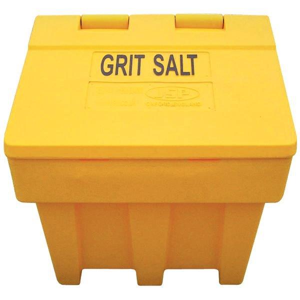 Coffre à sel pour gros volumes