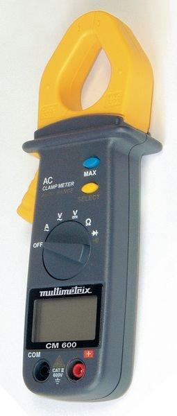 Pince multimètre automatique