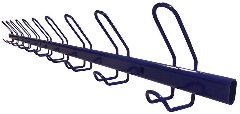 Porte-manteaux standards partères en acier