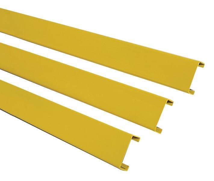 Rails de protection modulaires en acier galvanisé