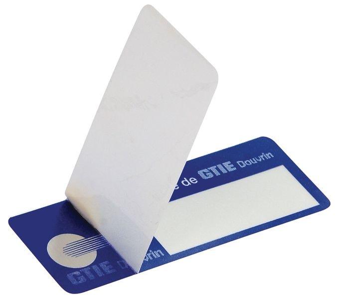 Etiquettes auto-laminantes Seton-Seal personnalisées