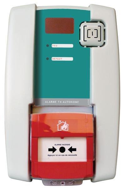 Centrale d'alarme type 4 autonome classique