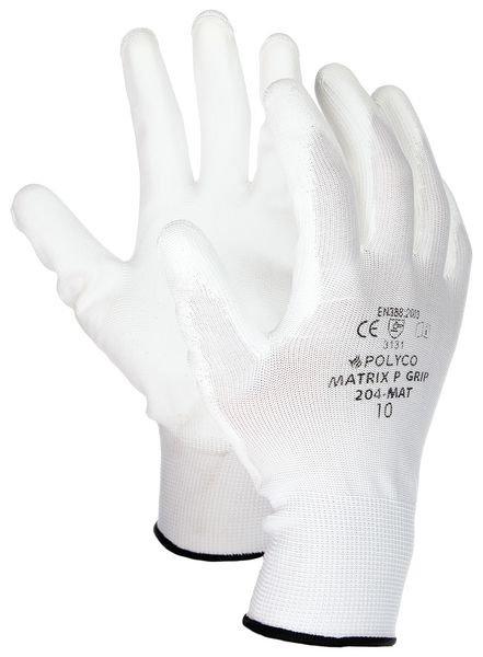 Gants anti-abrasion tricotés sans coutures