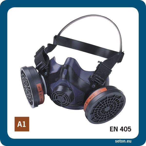 Pictogrammes port d'EPI Specipic Protection respiratoire