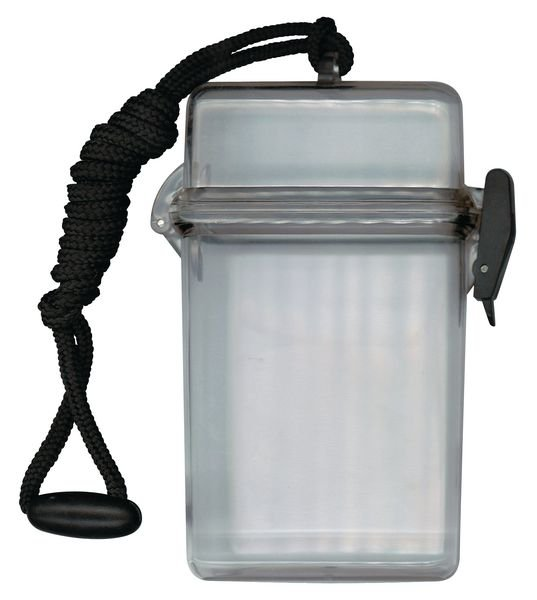 Boîtier vide-poche étanche