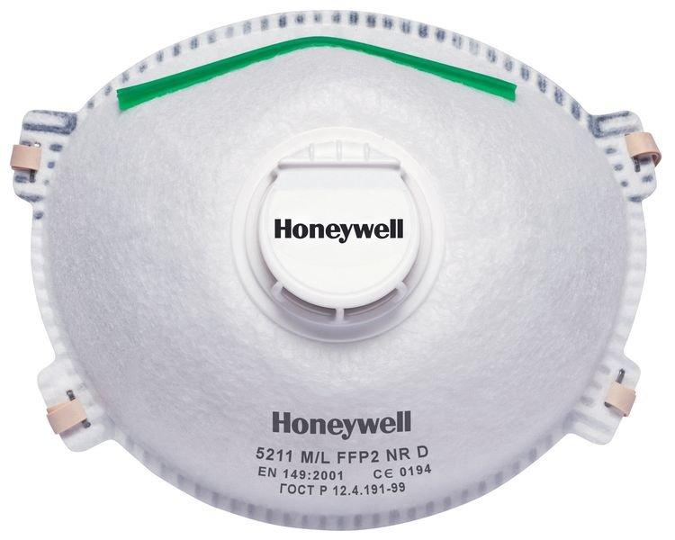 Masques anti-poussières Honeywell Premium - FFP2
