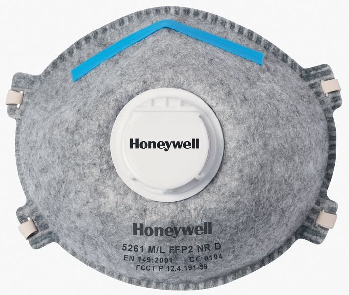 Masques anti-poussières Honeywell 5000 Series Specialty - FFP2