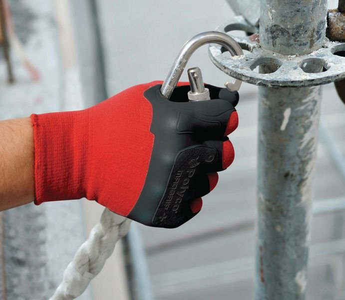 Gants de manutention Mad Grip Plus Polyco®