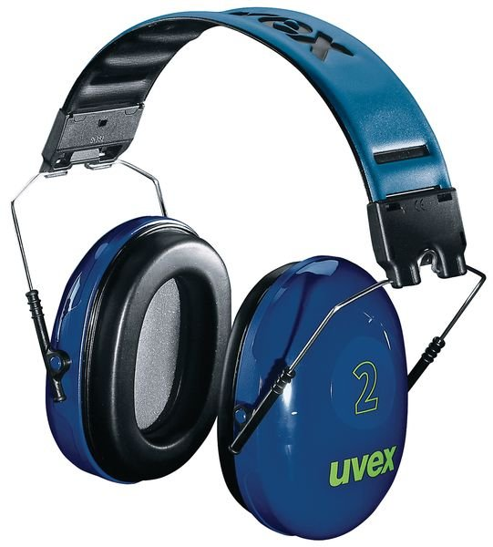 Casque auditif Uvex 2 - 27 dB