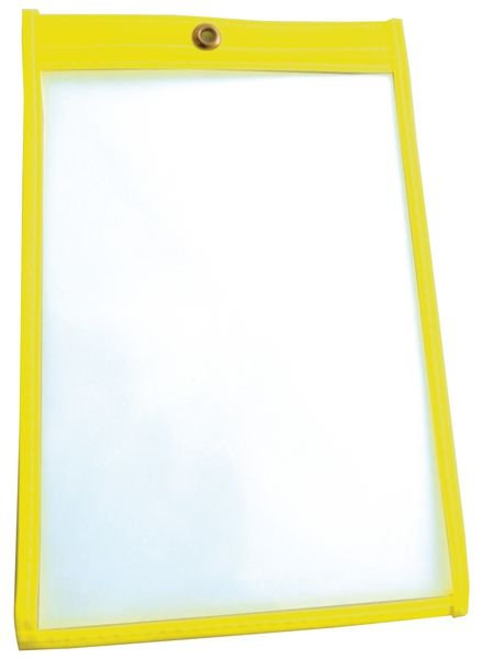 Pochettes de protection fluorescentes