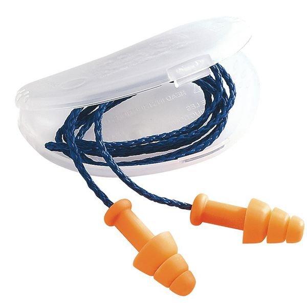 Bouchons d'oreilles réutilisables 30 dB
