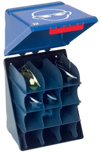Boîtes de rangement Secubox pour EPI à compartiments