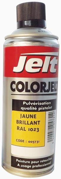 Peinture en aérosol Afnor pour le marquage des tuyauteries