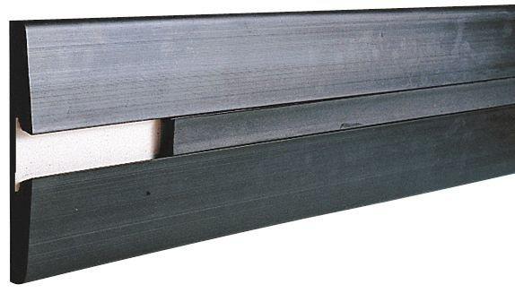 Lisse de protection de largeur 150mm en élastomère