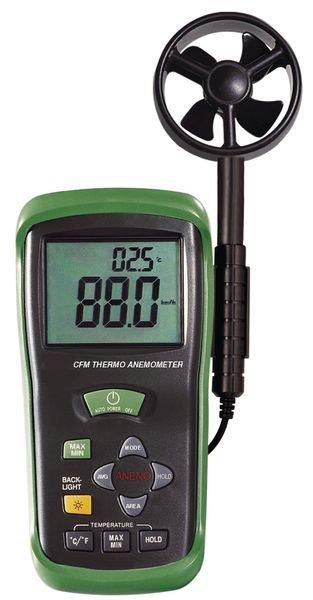 Anémomètre/ Thermomètre