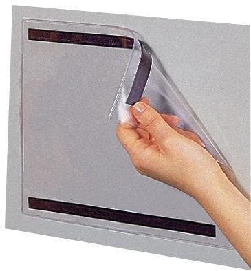 Pochettes de protection à 2 bandes magnétiques