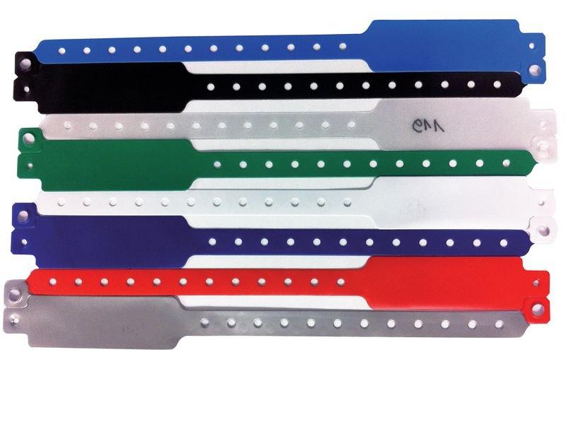 Bracelet d'identification en vinyle personnalisable