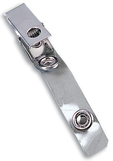 Pince clip pour badge avec pince crocodile