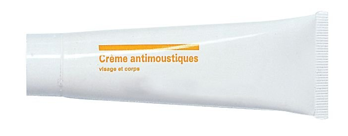 Crème anti-moustique apaisante