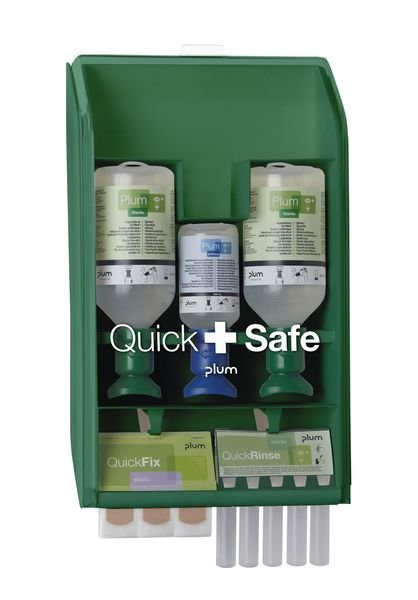Coffret mural Quicksafe box pour l'industrie