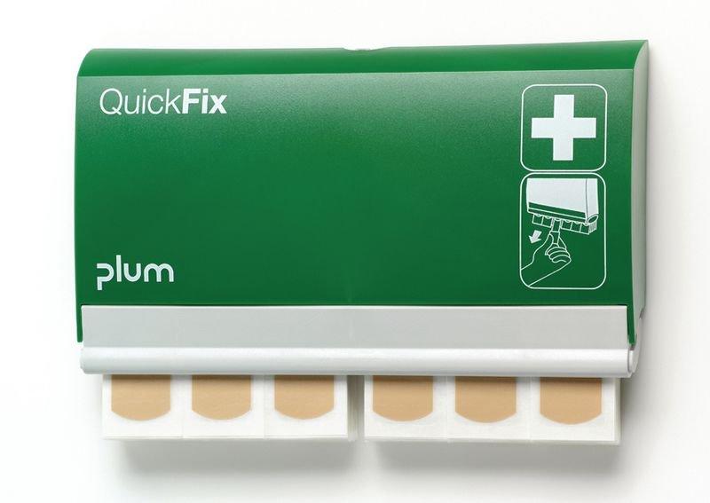 Distributeur de pansements QuickFix fixation murale