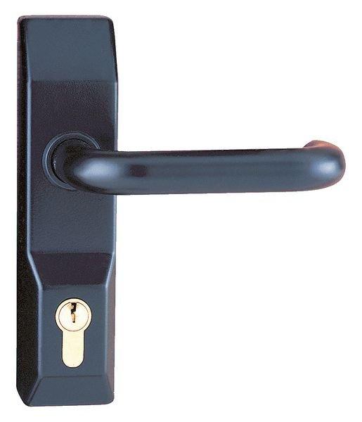 Poignée de porte extérieure pour fermeture antipanique
