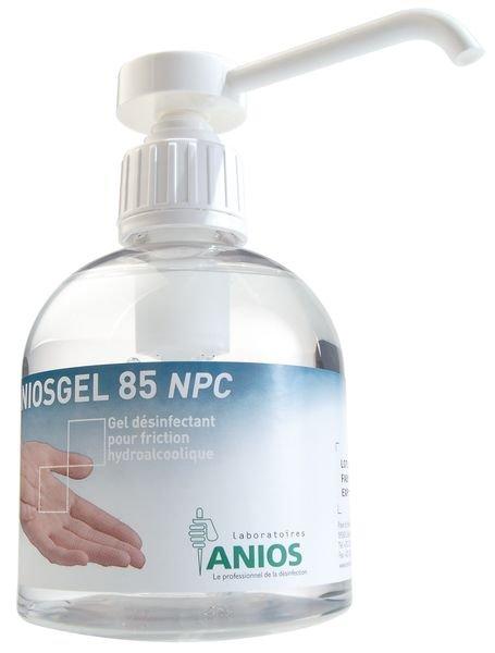 Gels hydroalcooliques