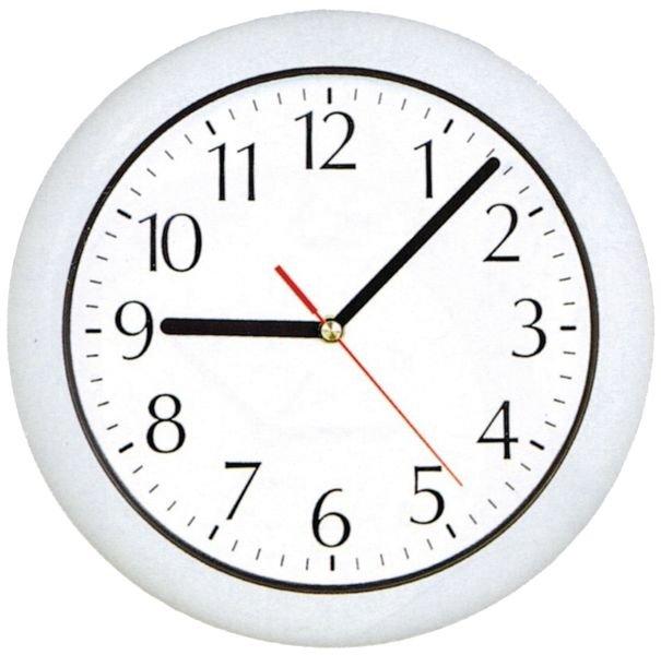Horloge extérieure étanche
