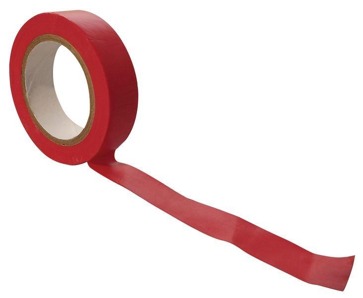 Ruban adhésif en PVC isolant électrique