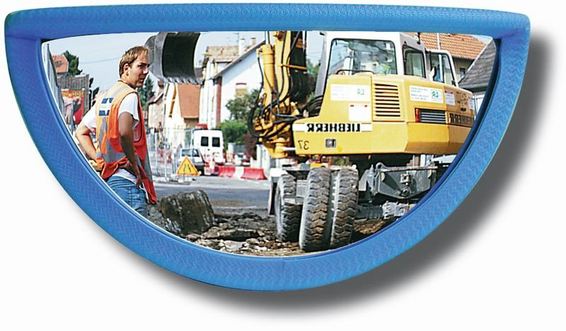 Rétroviseur avant pour chariot élévateur ou engins de travaux