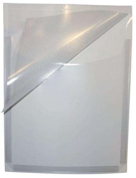 Pochettes de protection transparentes avec système d'enveloppe