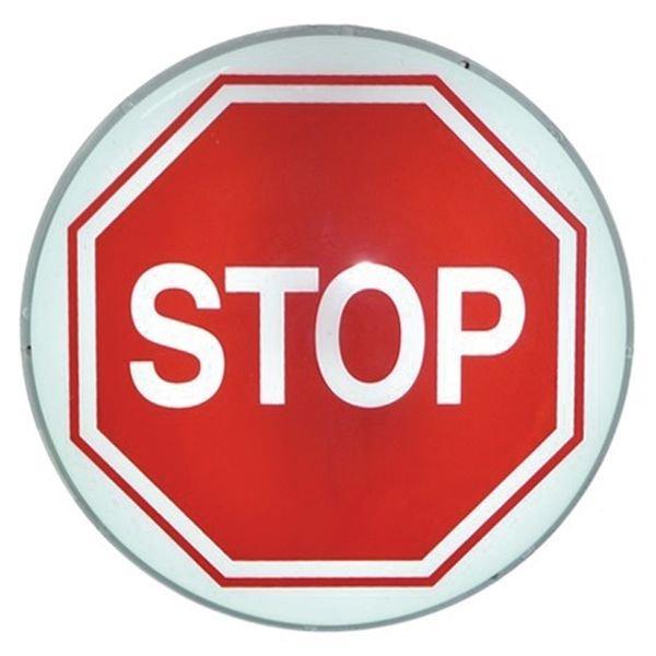Panneau lumineux Stop