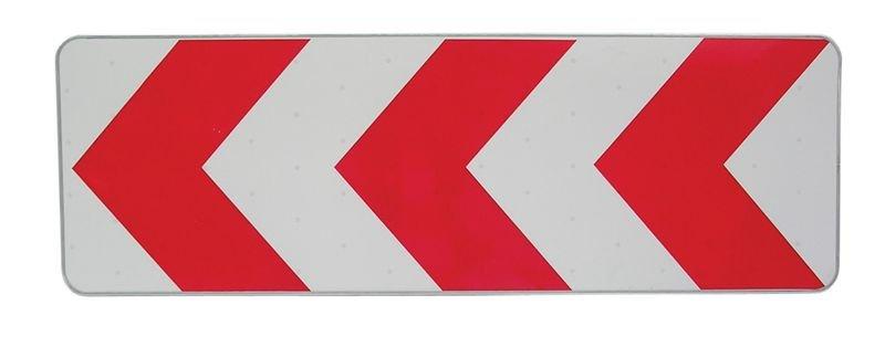 Panneau temporaire de position de type K8