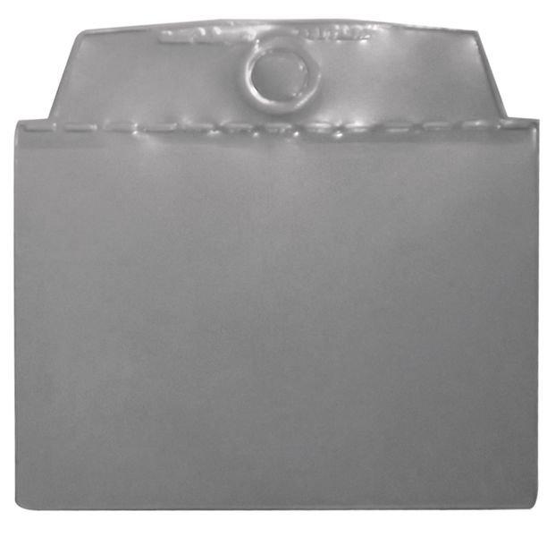 Pochettes de protection magnétiques en vinyle avec ou sans rabat