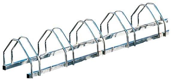 Range vélos au sol sur 1 niveau avec ou sans panneau
