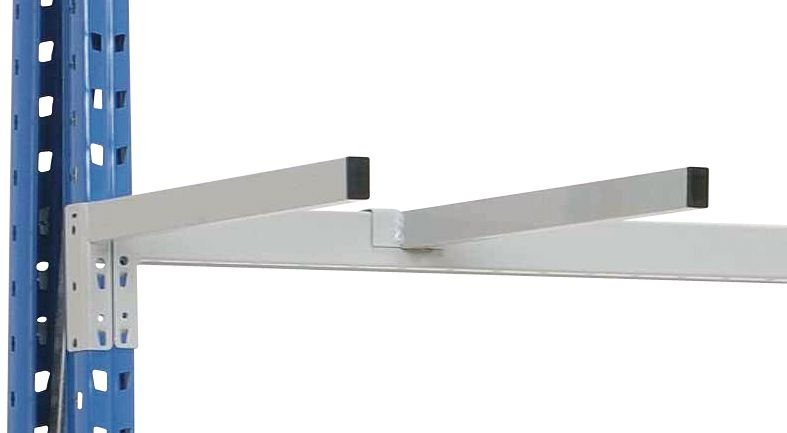 Accessoires de séparation pour rayonnage de stockage vertical de charges longues