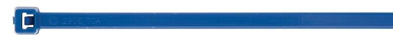 Colliers de serrage en nylon coloré, formats spéciaux