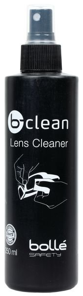 Spray nettoyant antistatique pour lunettes de sécurité