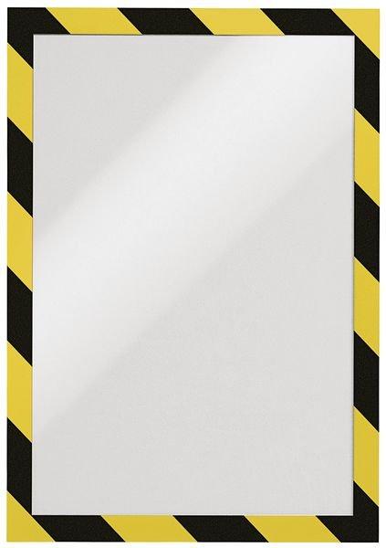 Cadre d'affichage à fermeture magnétique