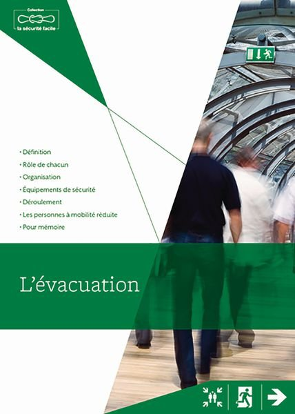 Livret de formation sur les consignes d'évacuation