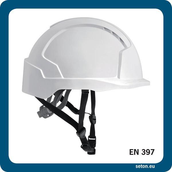 Pictogrammes port d'EPI Specipic Casque de protection obligatoire