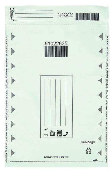 Enveloppes de sécurité Sealbag