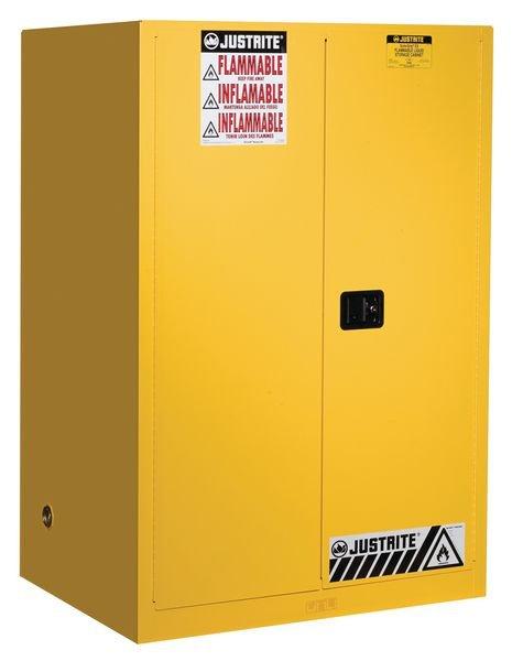 Armoires de sécurité standards pour produits inflammables