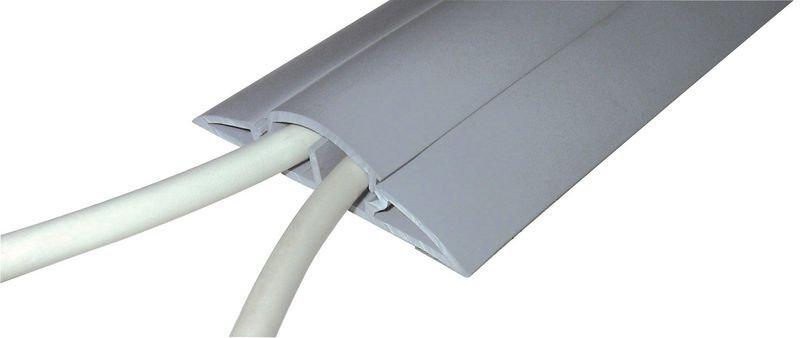 Protège-câbles avec capot amovible