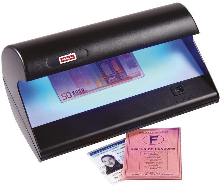 Détecteur de faux billets et faux documents