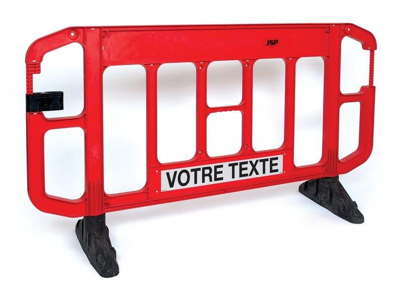 Barrière TITAN personnalisable