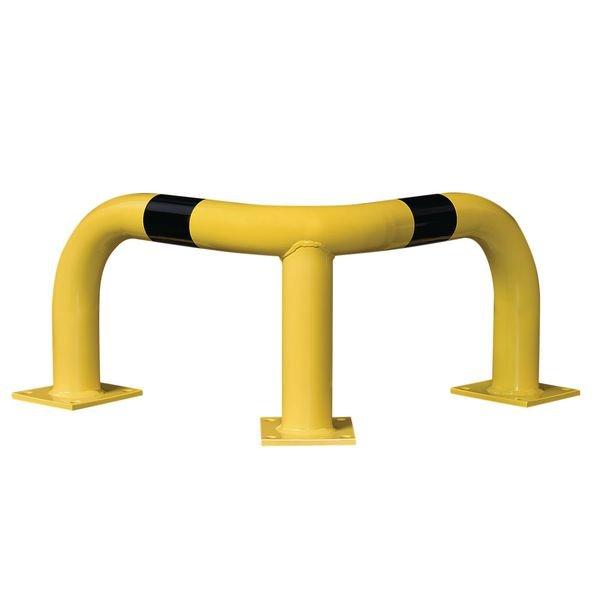 Arceaux de protection d'angle XL en acier haute résistance
